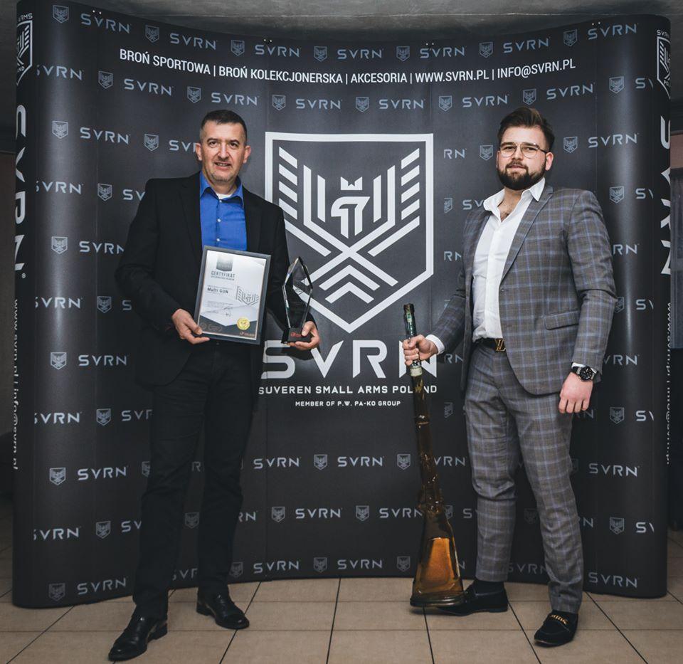 Sklep z Bronią Wrocław - SRVN Radom - Dealerem Premium