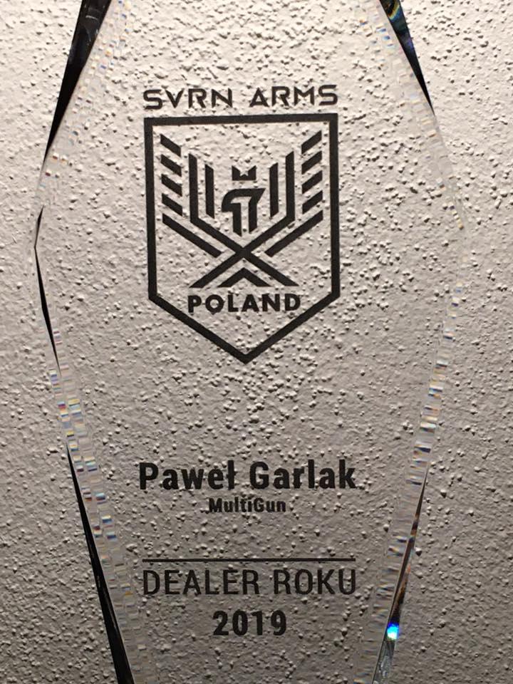 Sklep z bronią Wrocław - Dealer Premium SVRN